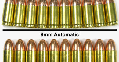 What about Ammo? 9mm ammo selber bauen