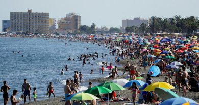 Europeans can now take a beach holiday. But does their summer relaxation signal a new wave of Covid contagion's on the horizon?